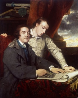 Sir Joshua Reynolds © Ashmolean Museum, University of Oxford