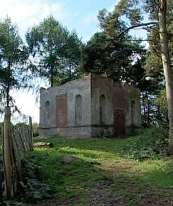 All that remained of the Temple before restoration work, from Rewakening