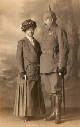 Mary and Alfred Unger after their return to Germany http://www.meiji-portraits.de/meiji_portraits_u.html