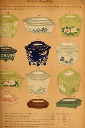 From the 1909 catalogue
