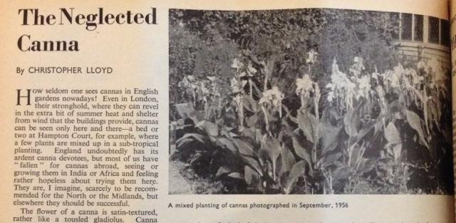 Gardeners Chroincle, 1957