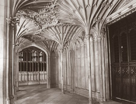 The Coade Stone screen at St George's Chapel Windsor, 1780s http://www.stgeorges-windsor.org/archives/archive-features/image-of-the-month/title1/mrs-coades-stone.html
