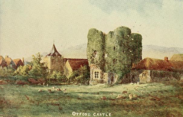 Otford Castle