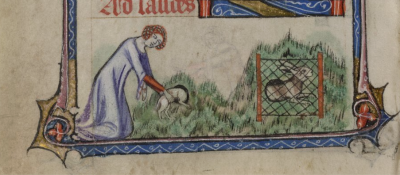 And the result The yamouth Hours, s.  f.70v, British Library