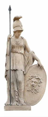 Minerva, 1793 from the garden at Dunsborough Park, http://www.christies.com/LotFinder/lot_details.aspx?intObjectID=5693948