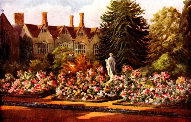 The Rose Garden at KNole