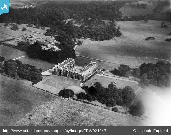 Temple Newsam, 1928, http://www.britainfromabove.org.uk/download/EPW024347
