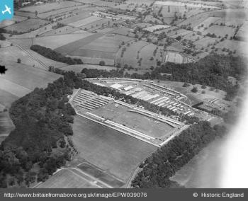 Temple Newsam Park, The Great Yorkshire Show, 1932, http://www.britainfromabove.org.uk/download/EPW039076