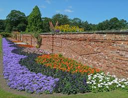 Walled garden, Temple Newsam, 2011 Tim Green, https://www.flickr.com/photos/atoach/5982410236