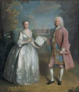 Mercier, Philippe; Henry Ingram, 7th Viscount Irwin (1691-1761), and His Wife Anne (c.1699-1766); Leeds Museums and Galleries; http://www.artuk.org/artworks/henry-ingram-7th-viscount-irwin-16911761-and-his-wife-anne-c-16991766-37571