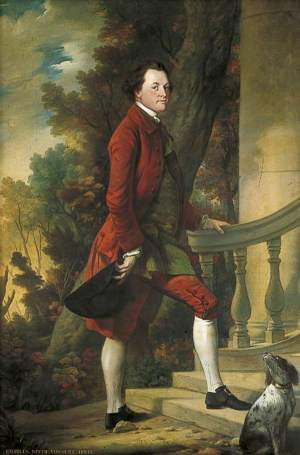 Wilson, Benjamin; Charles Ingram (1727-1778), 9th Viscount Irwin; Leeds Museums and Galleries; http://www.artuk.org/artworks/charles-ingram-17271778-9th-viscount-irwin-37781
