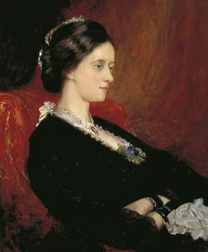 Richmond, William Blake; The Honourable Mrs Emily Meynell-Ingram (1840-1904); Leeds Museums and Galleries; http://www.artuk.org/artworks/the-honourable-mrs-emily-meynell-ingram-18401904-37692