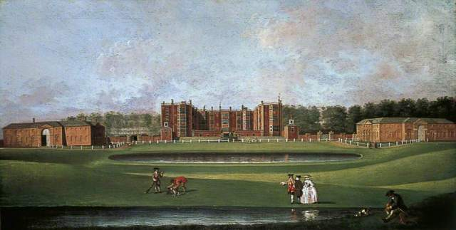 Bouttats, John|Chapman, Thomas; View of Temple Newsam House, Leeds; Leeds Museums and Galleries; http://www.artuk.org/artworks/view-of-temple-newsam-house-leeds-38900