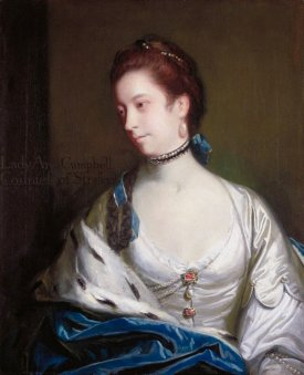 Anne, Countess of Strafford, Joshua Reynolds - Minneapolis Institute of Arts