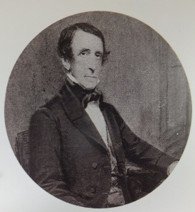Frederick Vernon-Wentworth, from the guidebook