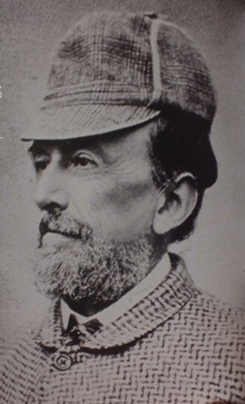 Thomas Vernon-Wentworth. image from the guide book
