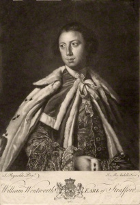 © National Portrait Gallery, London Buy a print of this image Use this image William Wentworth, 2nd Earl of Strafford by James Macardell, after Sir Joshua Reynolds mezzotint, 1762