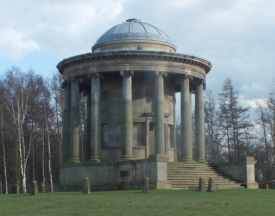 The Ionic Temple, david Marsh, April 2016