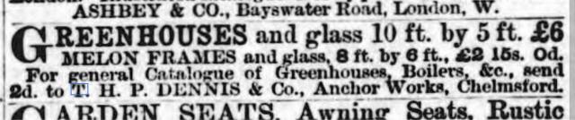 28 June 1873 , Framlingham Weekly News