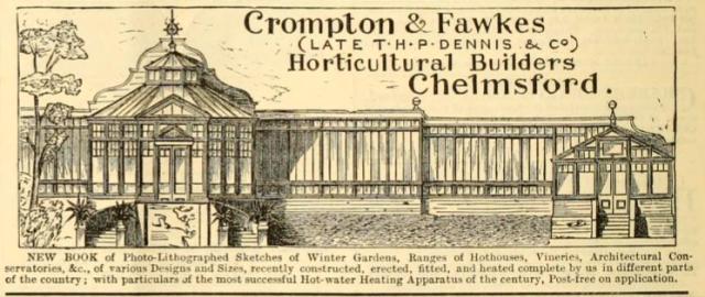 Gardeners Chronicle, 10th Dec 1887