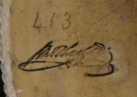 Blashfield's 'signature' trade stamp http://www.jardinique.co.uk/garden_antiques/manufacturers.htm