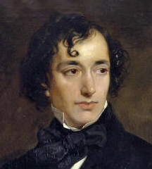 Disraeli as a young man, by Francis Grant, 1852 National Trust