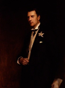 by Francis Montague ('Frank') Holl, oil on canvas, 1886