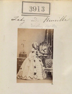 by Camille Silvy, albumen print, 25 May 1861