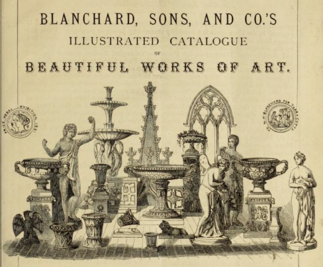 from Blanchard's catalogue, 1869