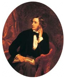 George Smythe, Viscount Strangford, by R. Buckner, Hughenden Manor, National Trust