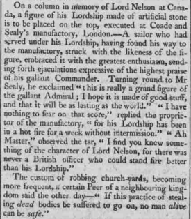Caledonian Mercury - 18 August 1810