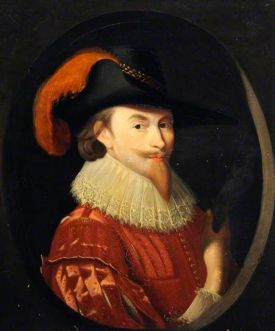 Sir Nathaniel bacon, (c) Gainsborough Old Hall; Supplied by The Public Catalogue Foundation