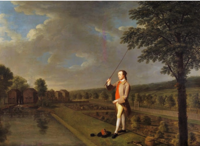 Francis Popham, 1750, anon, http://www.nationaltrustcollections.org.uk/object/446665