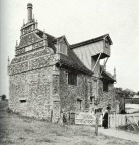 Bourne Mill, c.1923 National Monuments Record