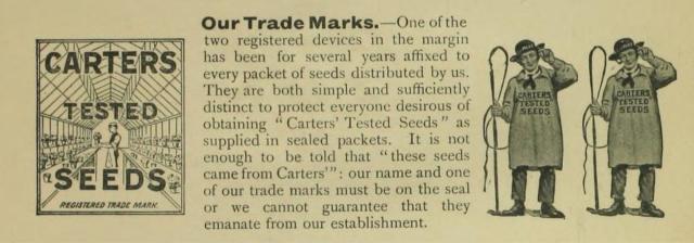 from 1907 Garden & Lawns Catalogue