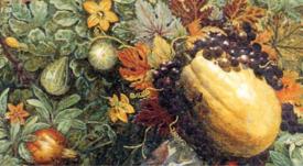 detail from the frescos by Giovanni di Udine, Villa Farnesina, Rome from https://it.wikipedia.org/wiki/Villa_Farnesina#/media/File:Raffael_011.jpg