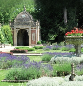 The Italian Garden http://www.ngs.org.uk