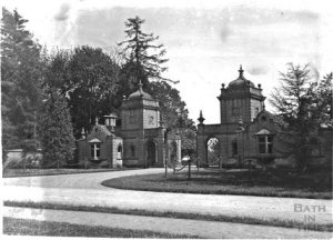 http://www.bathintime.co.uk/image/807651/north-lodge-gates-westonbirt-house-gloucestershire-c-1900s