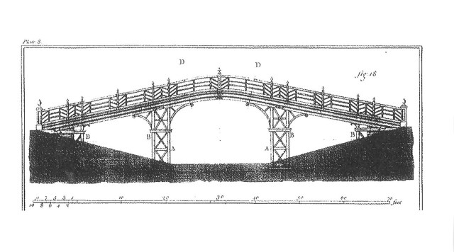 'Improvements in Architecture and Carpentry', 1754.
