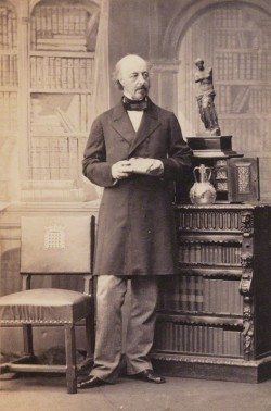 by Camille Silvy, albumen print, 24 July 1861