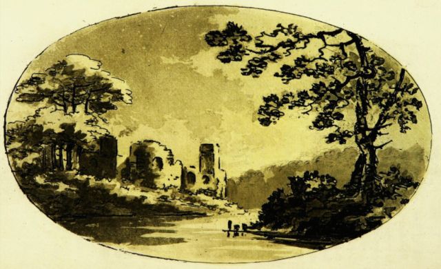 from Observations on the River Wye (1782)