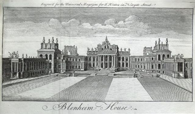 from Universal Magazine, 1760