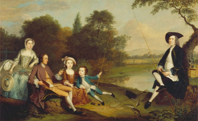 The Swaine family of Fencroft, Isle of Ely, 1749http://collections.britishart.yale.edu/vufind/Record/1669676