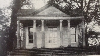 The lost Sanderson Miller temple, Country Life, Sept 1936