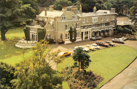 The house in c.1970 from http://farringford.co.uk/tennyson/postcardsfromhistory.htm