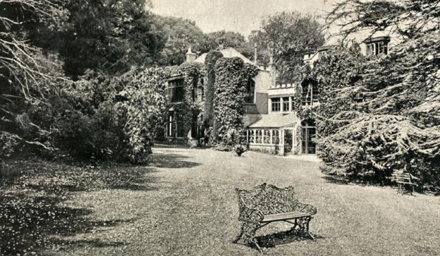 1911 http://farringford.co.uk/tennyson/postcardsfromhistory.htm