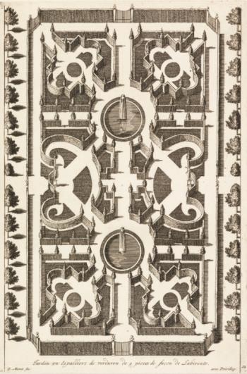 From Marot's Nouveaux Livre de parterre, https://collection.cooperhewitt.org/objects/18628523/
