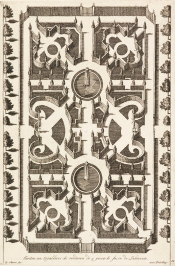 From Marot's Nouveaux Livre de parterre, https://collection.cooperhewitt.org/objects/18628523/