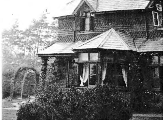 Steephill Cottage, The Bourne, Farnham