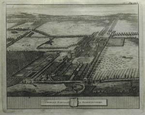 Pieter Van der Aa about 1707